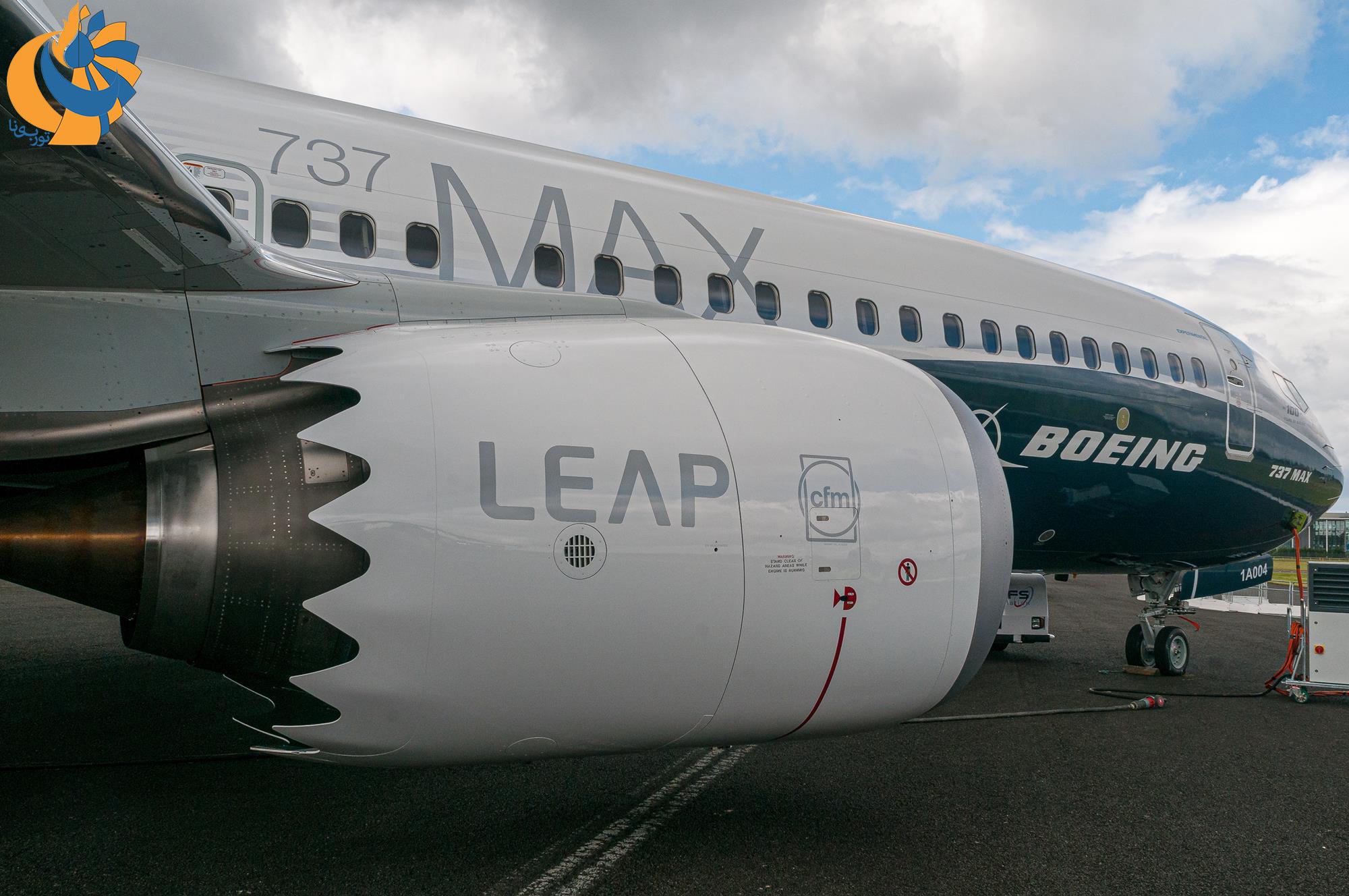 تداوم تولید موتورهای Leap-1B برای هواپیماهای زمینگیر شده بوئینگ Max 737