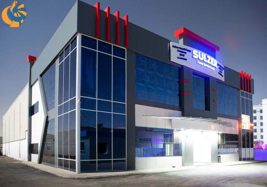 راهاندازی مرکز خدمات تعمیر و نگهداری سولزر در عربستان سعودی