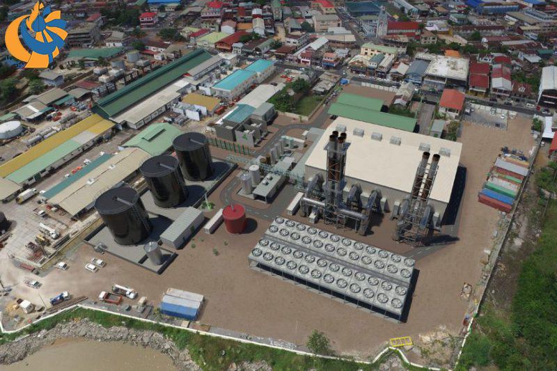 افزایش توان نیروگاه سورینام با استفاده از تجهیزات MAN