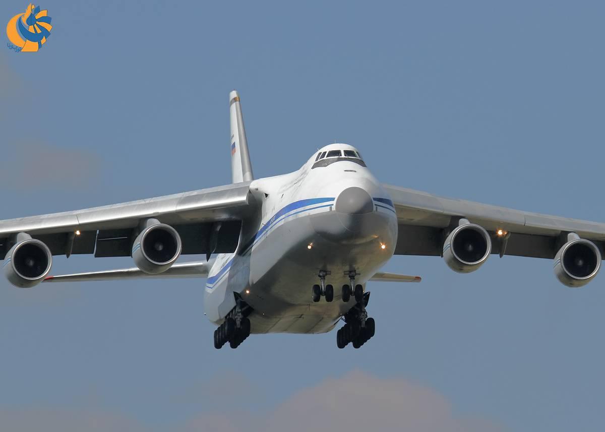 امریه جدید برای بازرسی دیسک موتور هواپیمای آنتونوف 124