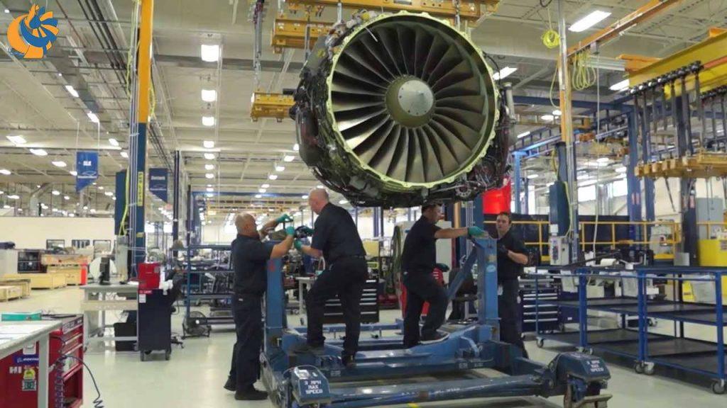 تعمیر و نگهداری موتور هوایی