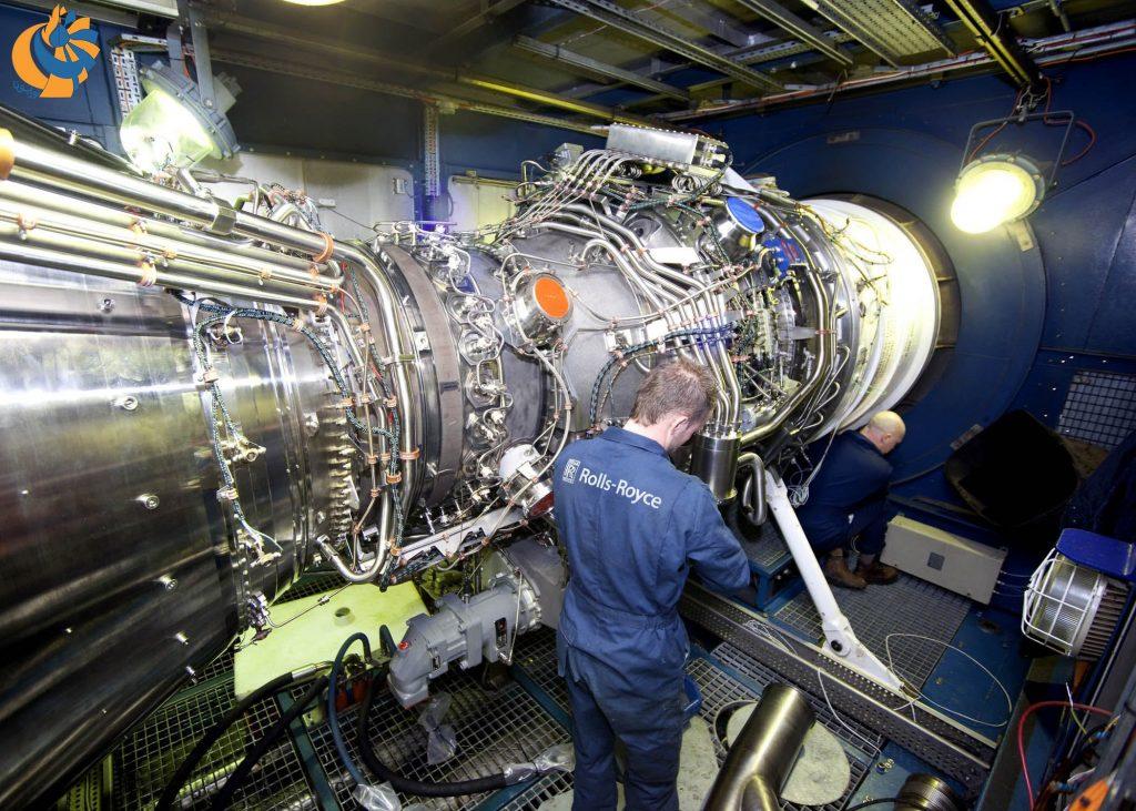 موتور RB-211