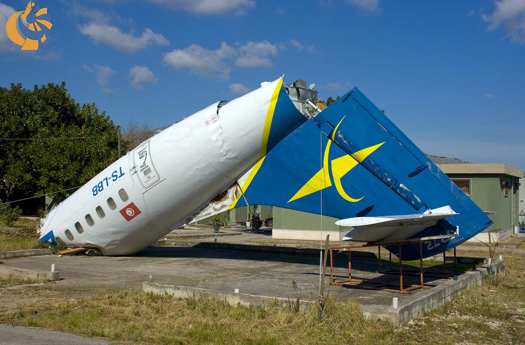 سانحه مرگبار برای هواپیمای ATR72 [فیلم]