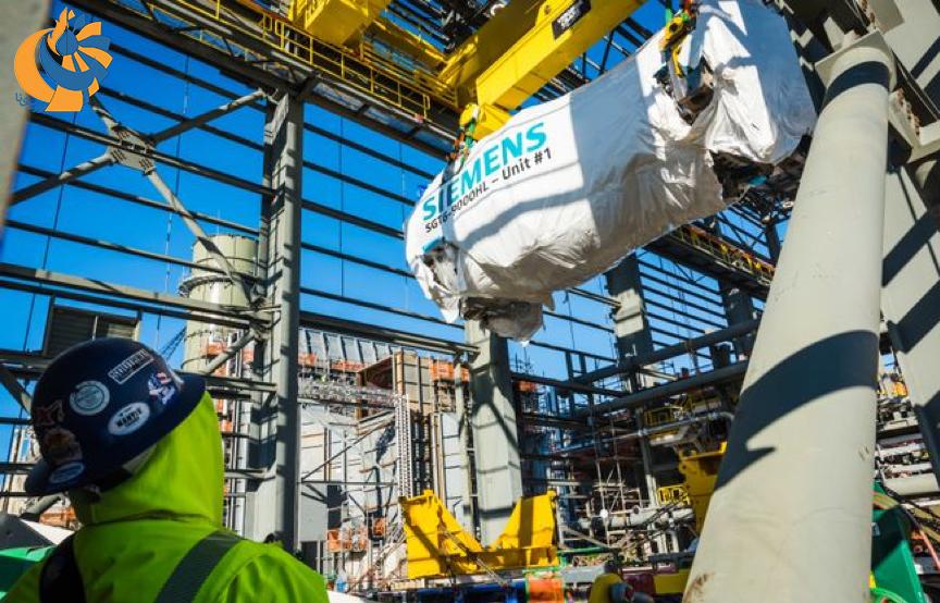 بستر آزمایشی جدید برای توربینهای گاز اچال زیمنس در آمریکا