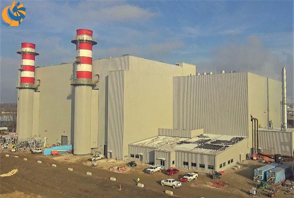 آغاز بهرهبرداری عملیاتی از نیروگاه سیکل ترکیبی با توربین گازی جنرال الکتریک