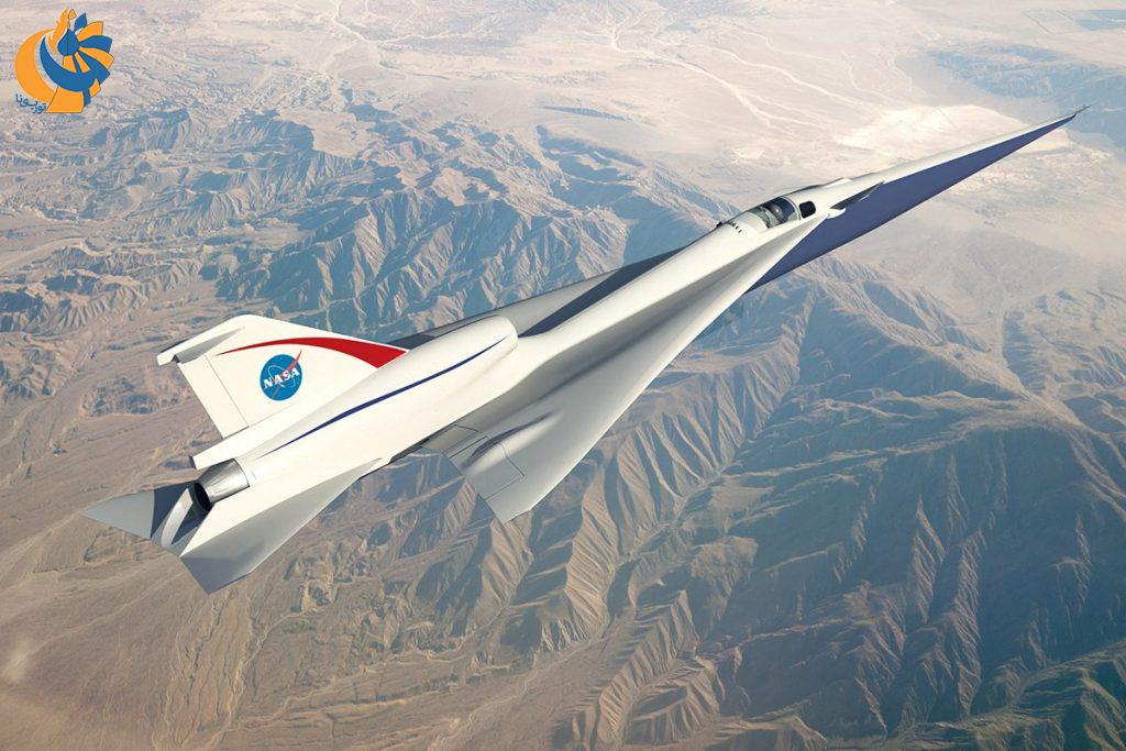 تحویل اولین موتور جنرال الکتریک برای هواپیمای آزمایشی جدید ناسا