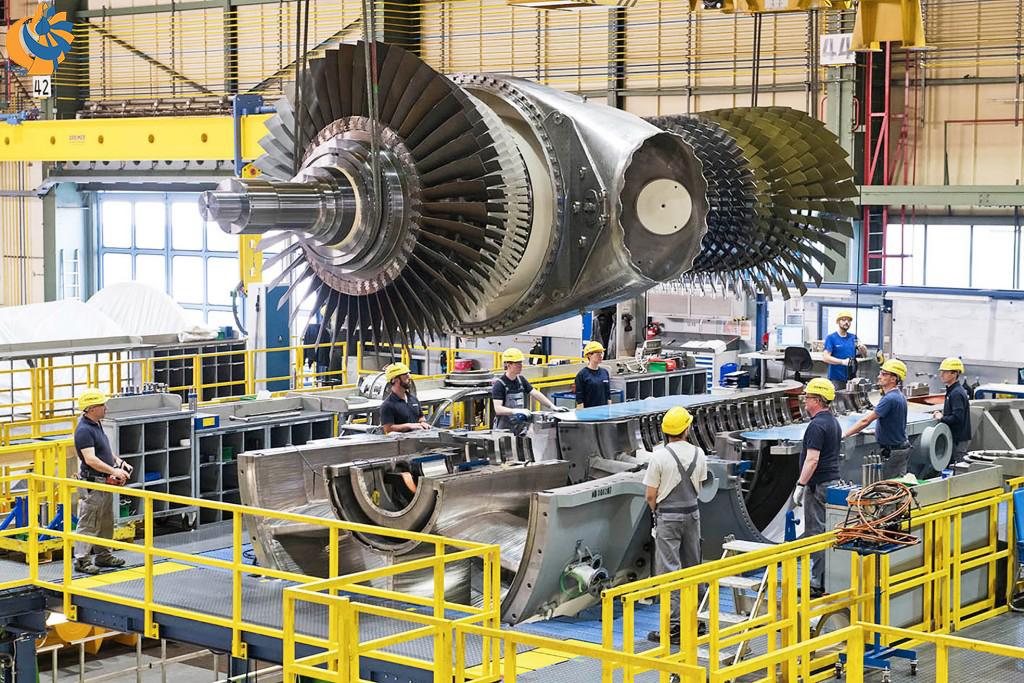 راهاندازی نیروگاه جدید در آلمان توسط زیمنس