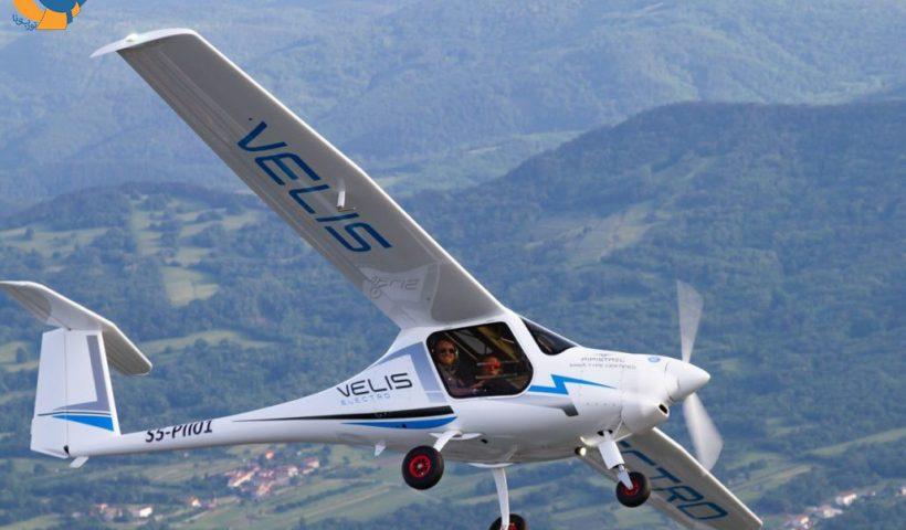 هواپیما الکتریکی