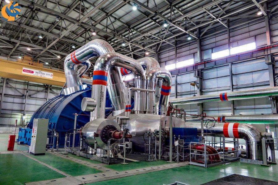 توربین Doosan Skoda برای اولین نیروگاه سیکل ترکیبی اروگوئه