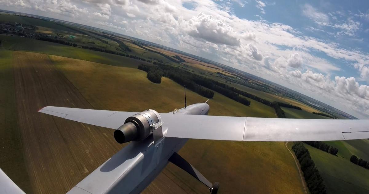 آزمایش توربین گاز هوایی کوچک چاپ سهبعدی در روسیه
