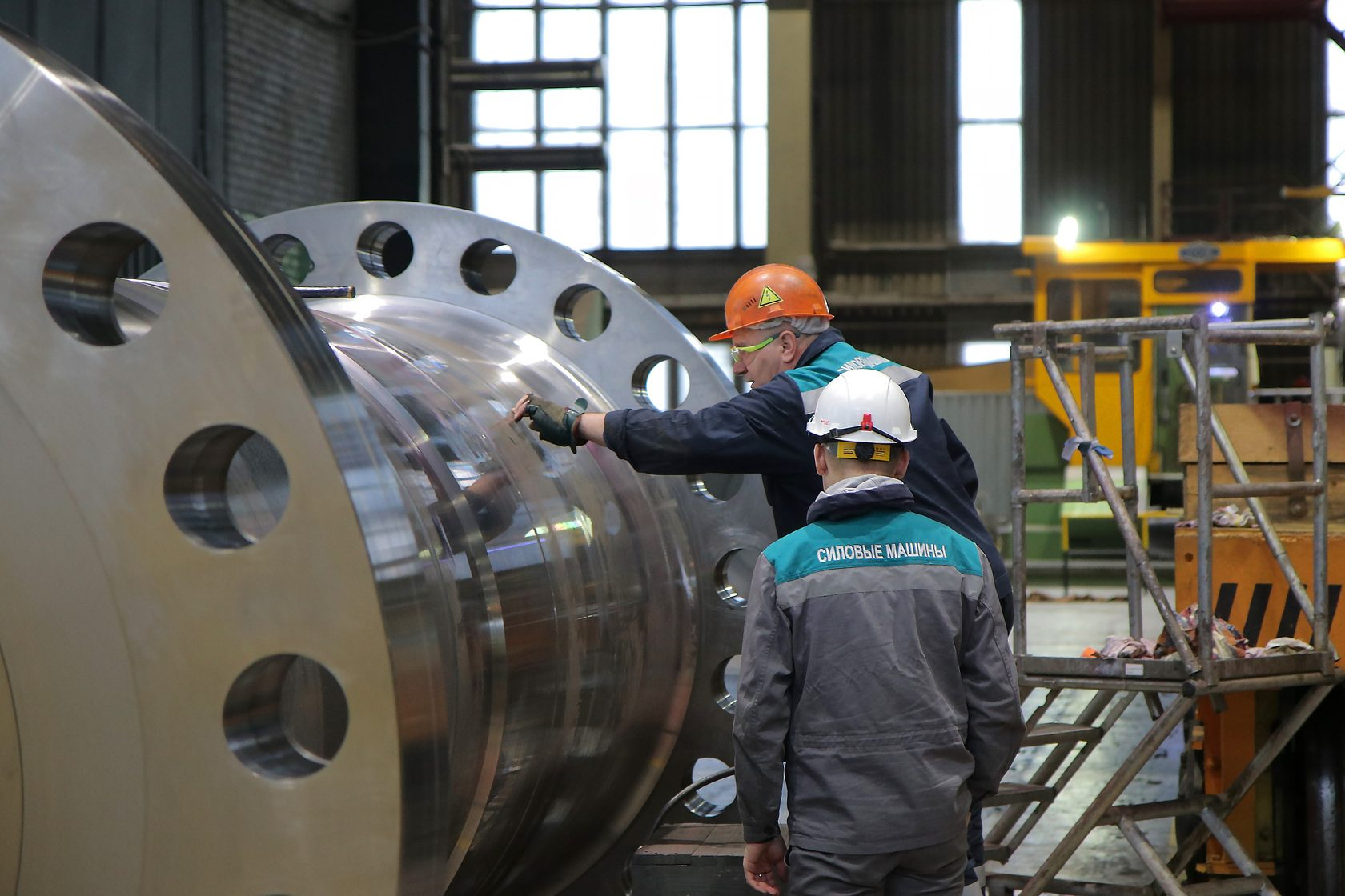 گامی مهم در برنامه تولید بومی توربینهای گاز پرقدرت روسیه