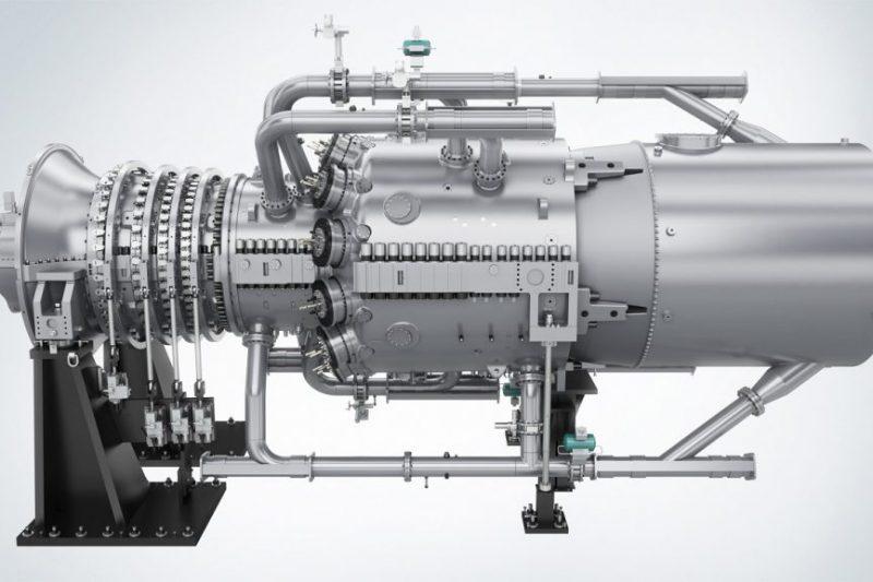 توربینهای زیمنس برای نیروگاه 900 مگاواتی کانادا