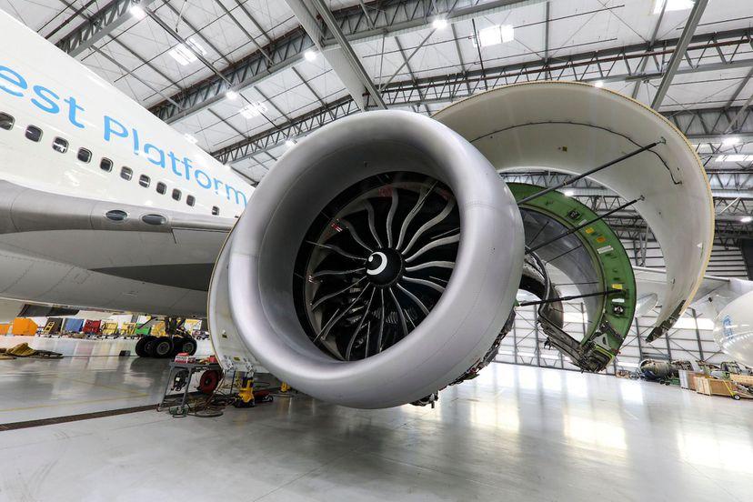 نگاهی دقیقتر به بزرگترین موتور توربوفن جهان