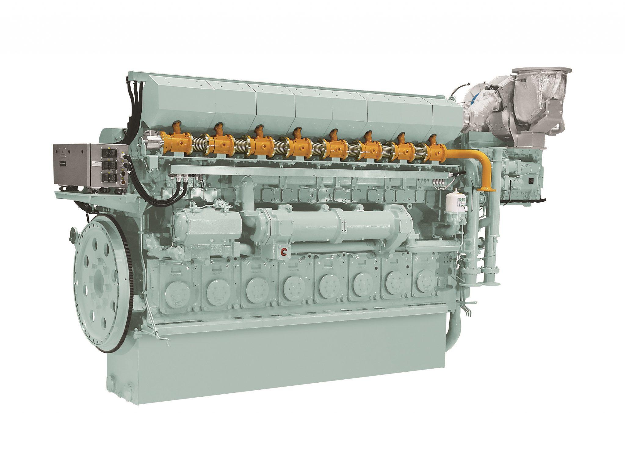 تامین موتور گازسوز برای شناورهای ژاپنی توسط یانمار