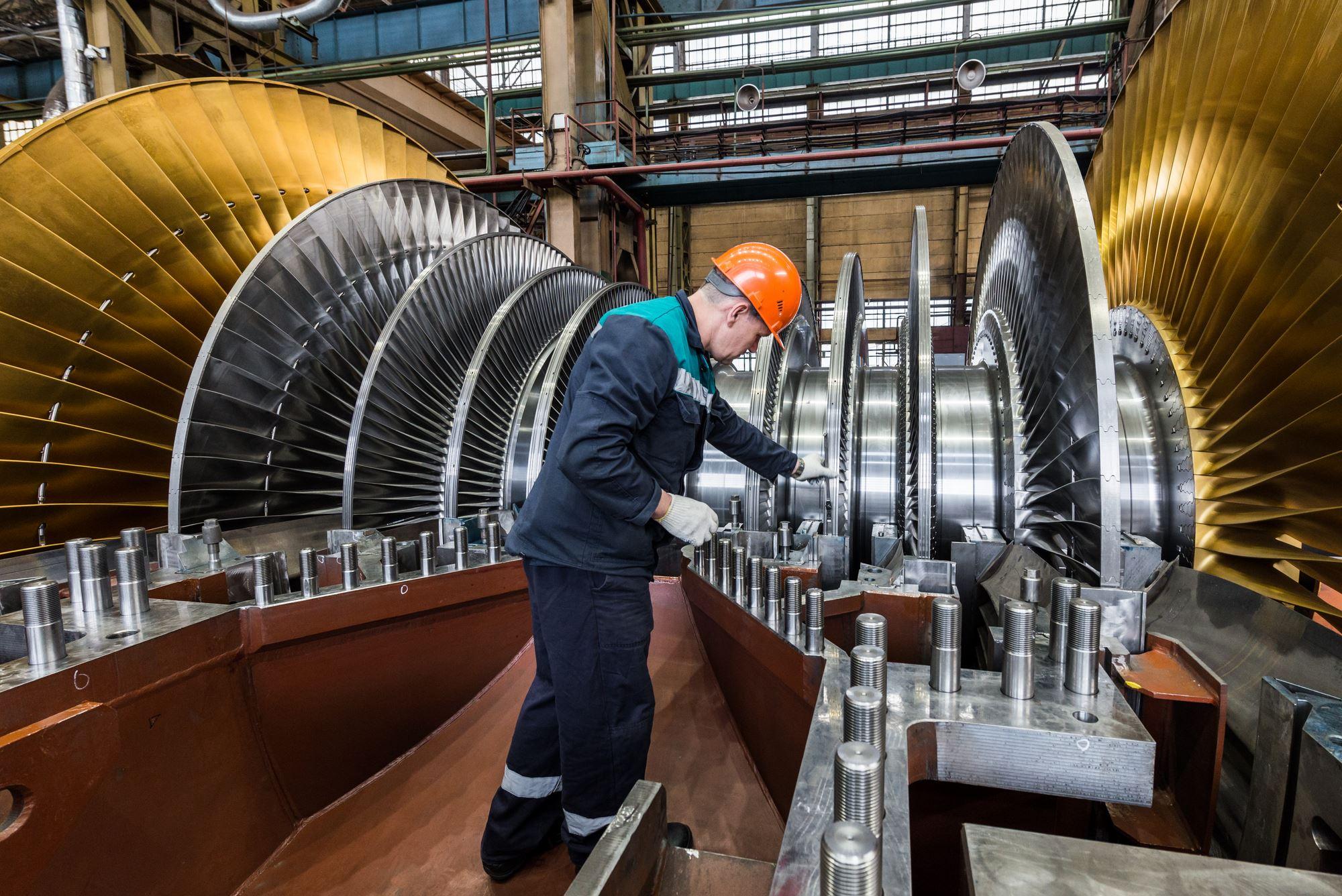 تکمیل مرحله اول آزمایش سامانه جرقهزن توربین گاز پرقدرت روسیه