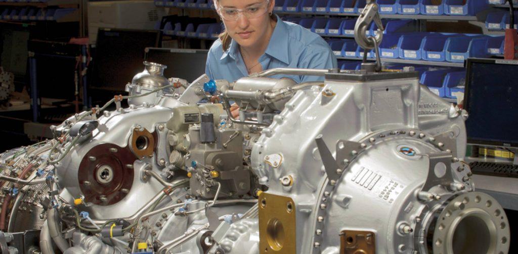 بازار موتورهای هوایی غیرنظامی جهان