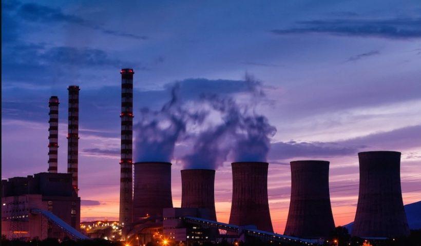 نیروگاه ذغال سنگسوز