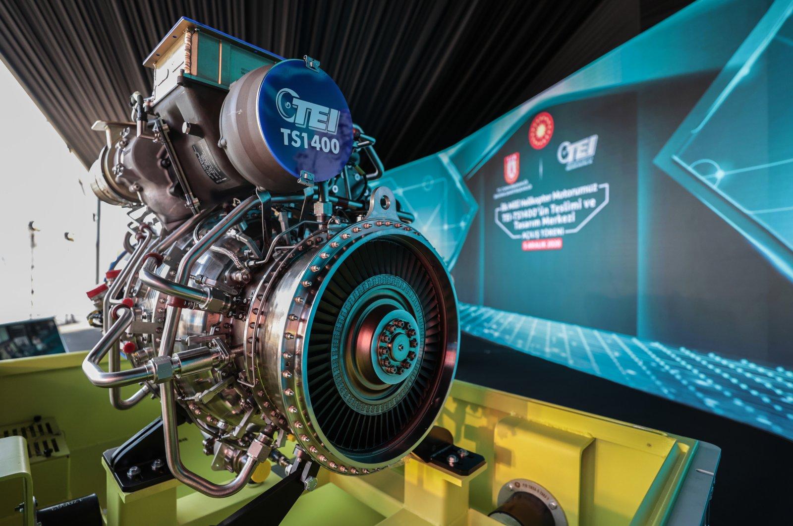 ترکیه موتور توربوشفت بومی میسازد