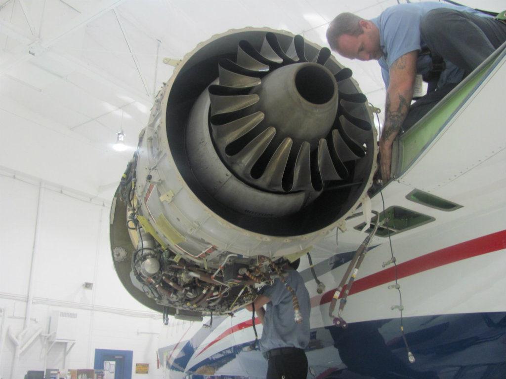 ثبت رکوردی جدید در بازسازی موتورهای توربوفن توسط استانداردآیرو