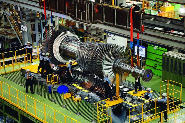 برنامه کرهجنوبی برای تجاریسازی توربین گاز هیدروژنی 300 مگاواتی تا 2040