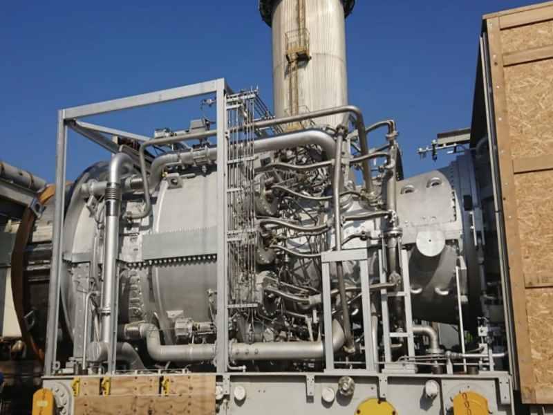 تکمیل ارتقاء نیروگاه 125 مگاواتی عراق توسط جنرال الکتریک