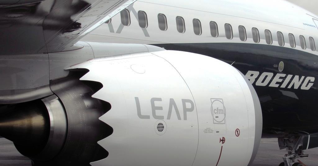 پشتیبانی از قطعات موتورهای توربوفن لیپ در بازار آسیا
