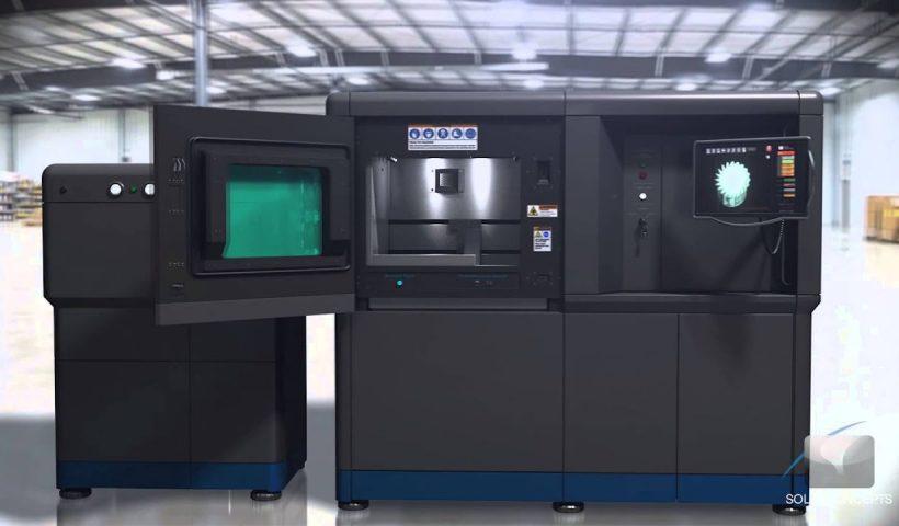روش قالبگیری لیزری فلزات