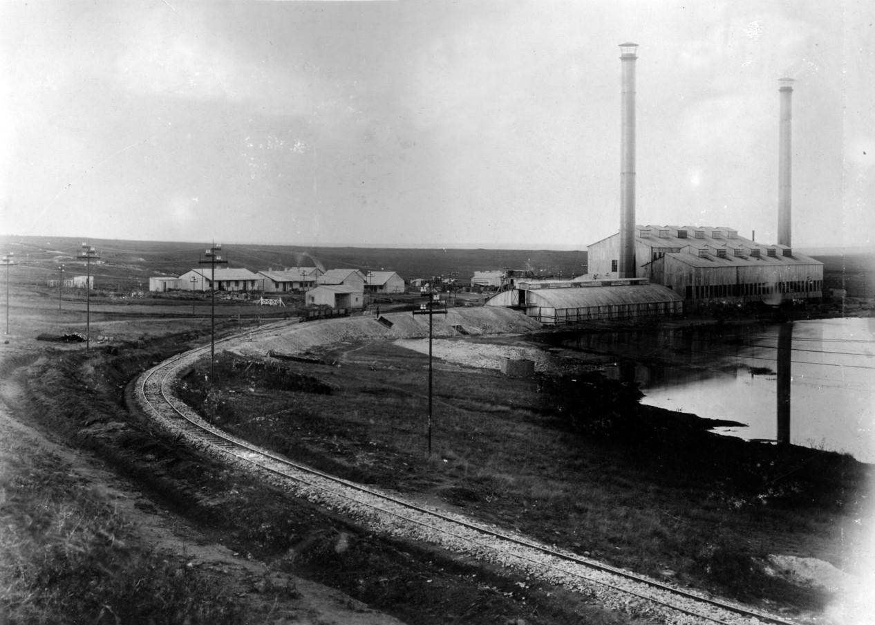 زیمنس و ساخت اولین نیروگاه برق آفریقای جنوبی