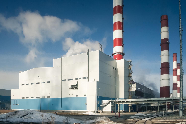 توربین روسی برای نیروگاه شماره 9 پرم