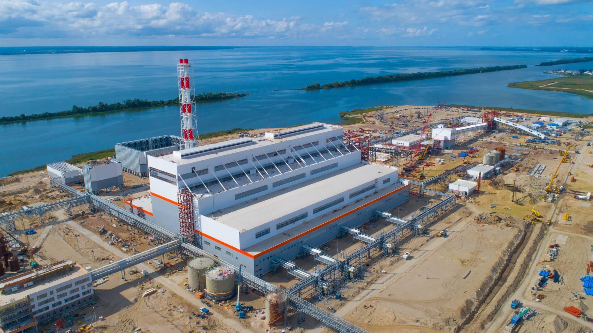 بهرهبرداری عملیاتی از بلوک سوم نیروگاه حرارتی پریمورسکایا