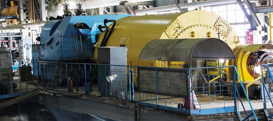 پروژه گازسوز کردن نیروگاه نیکولایف تکمیل میشود