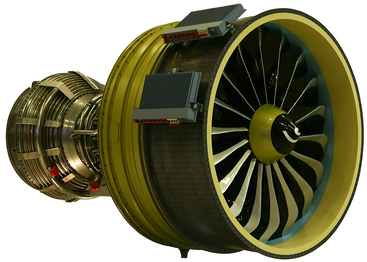 موتور توربوفن لیپ-1ای