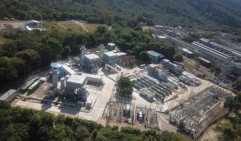نیروگاه ترمویوپال کلمبیا