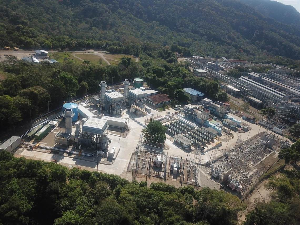 ارتقاء نیروگاه ترمویوپال کلمبیا با استفاده از توربینهای گاز جنرال الکتریک