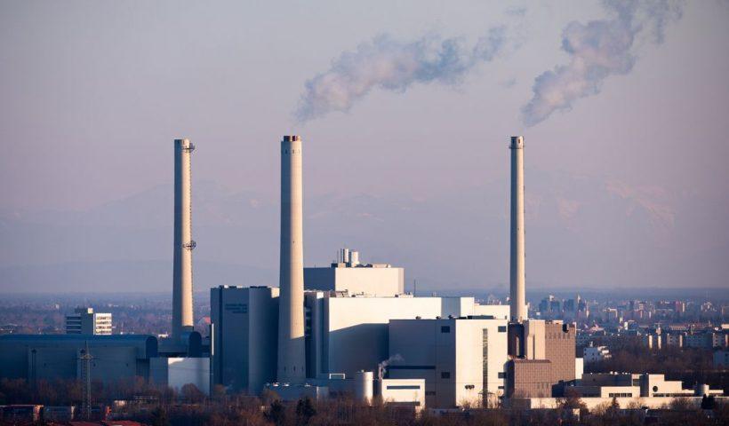 نیروگاه گازسوز