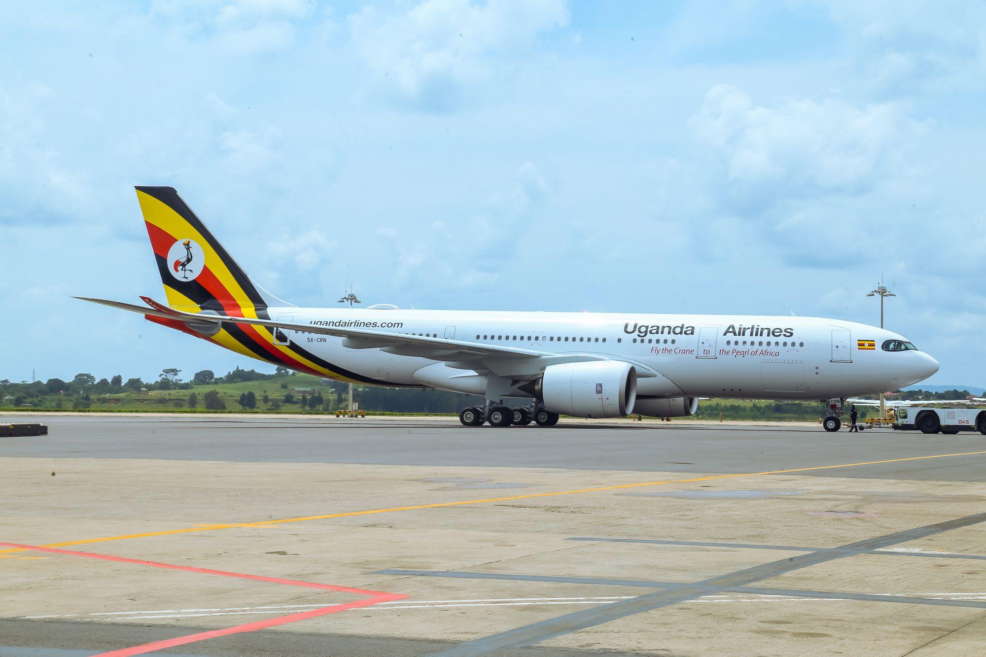 توافق رولز رویس و خطوط هوایی اوگاندا برای خدمات پشتیبانی جامع
