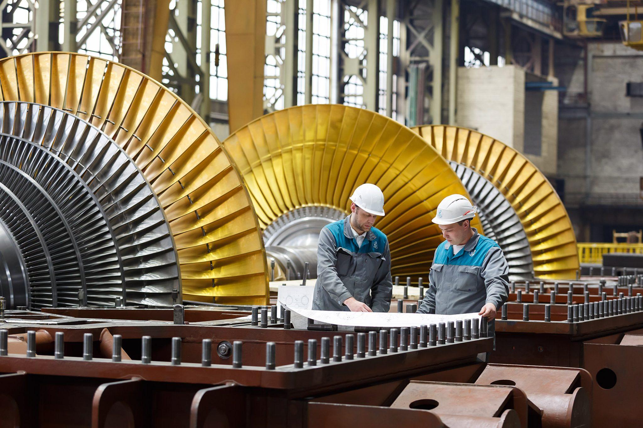 پروژه ارتقا بزرگترین نیروگاه آسیای میانه در آستانه تکمیل