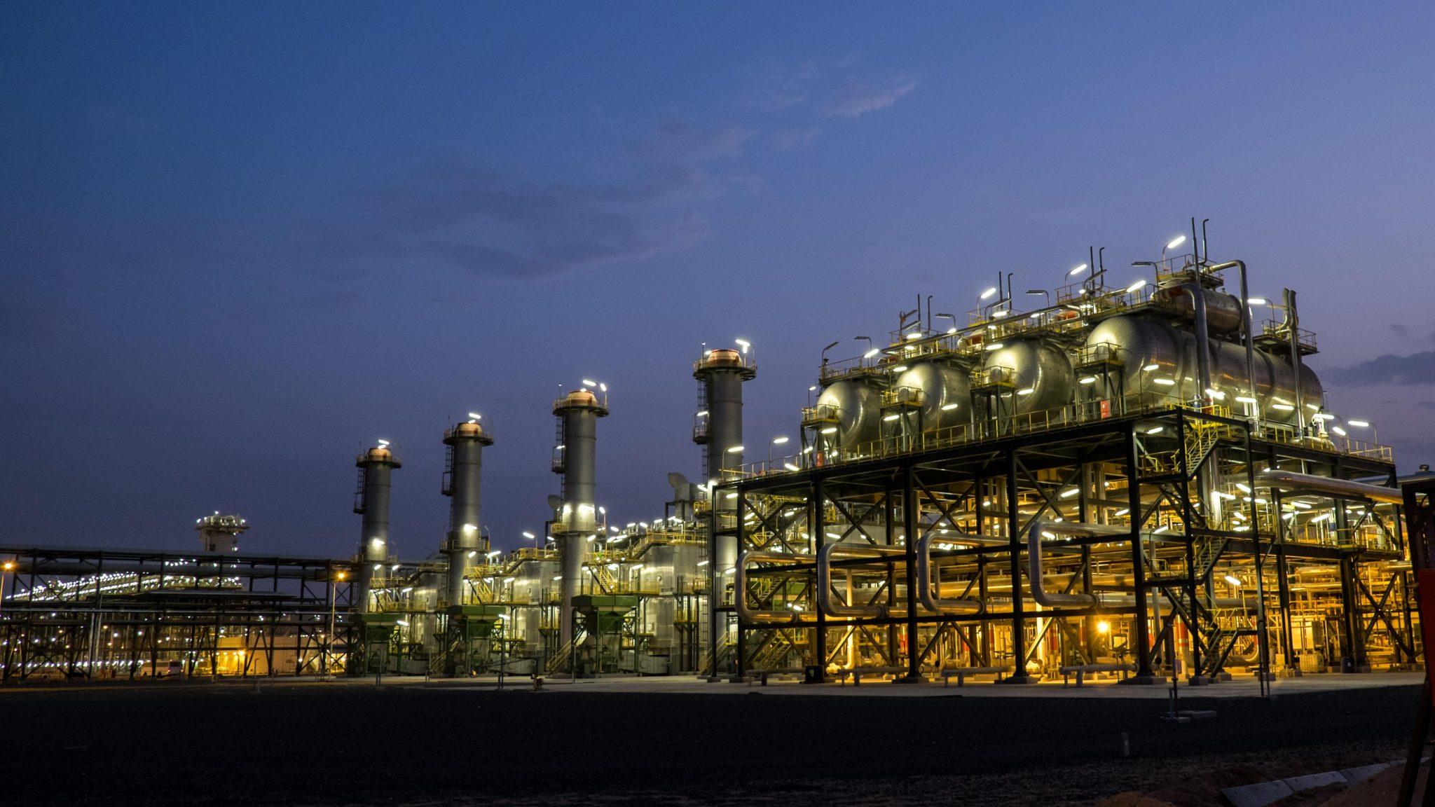زیمنس در پروژه ارتقاء ایستگاه تقویت فشار گاز مصر مشارکت میکند