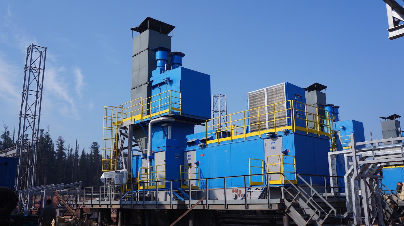 ثبت یک میلیون ساعت کارکرد عملیاتی برای توربینهای گاز 2.5 مگاواتی روسی