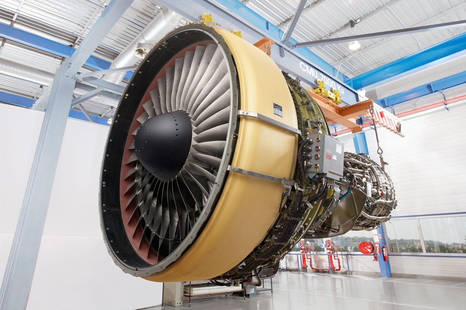 مقایسه موتور CF6-80C2 با چند موتور منتخب [فیلم]