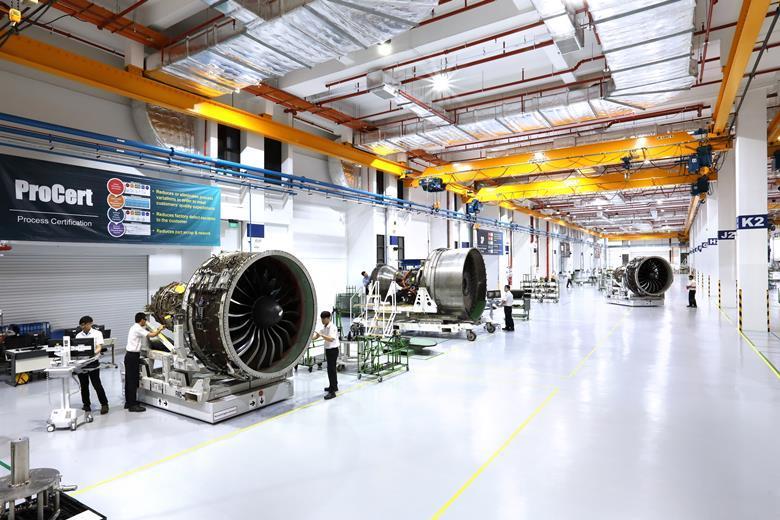 نشانههای بهبود نسبی در بازار موتورهای هوایی آسیا اقیانوسیه