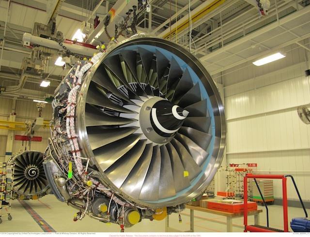 امریه اداره ملی هوانوردی فدرال برای بازرسی دیسک توربین موتور وی2500