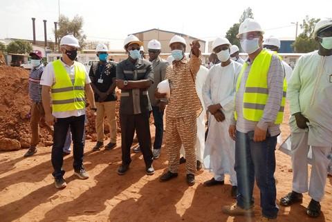 انتخاب محل برای احداث نیروگاه حرارتی سیراکورو