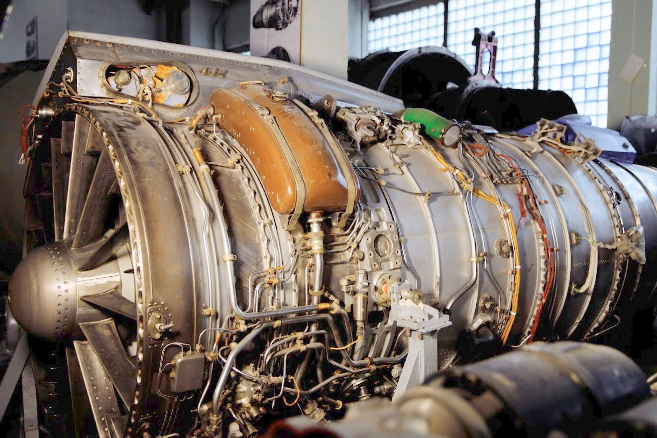 برنامه پاور ماشین برای توسعه توربین گاز هیدروژنی