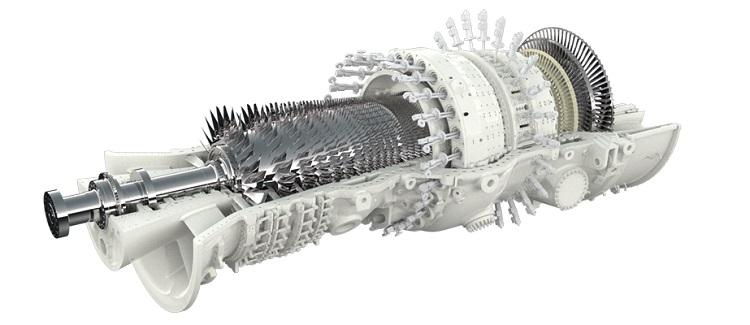 ارتقا توربین گاز کلاس اف جیتی26 توسط آنسالدو انرجیا