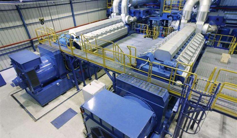 تجهیزات نیروگاه
