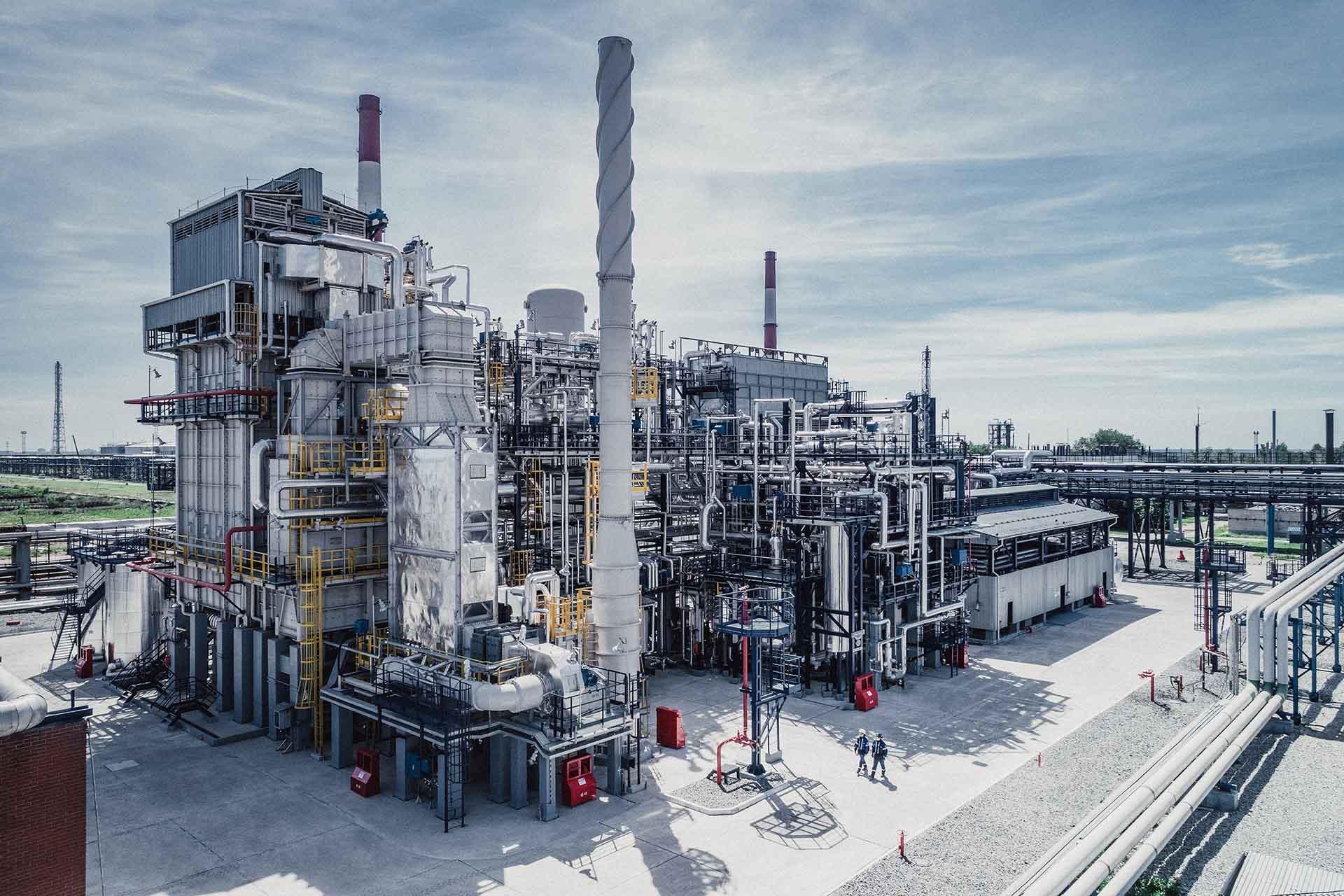 توسعه فناوریهای هیدروژن توسط گازپروم نفت