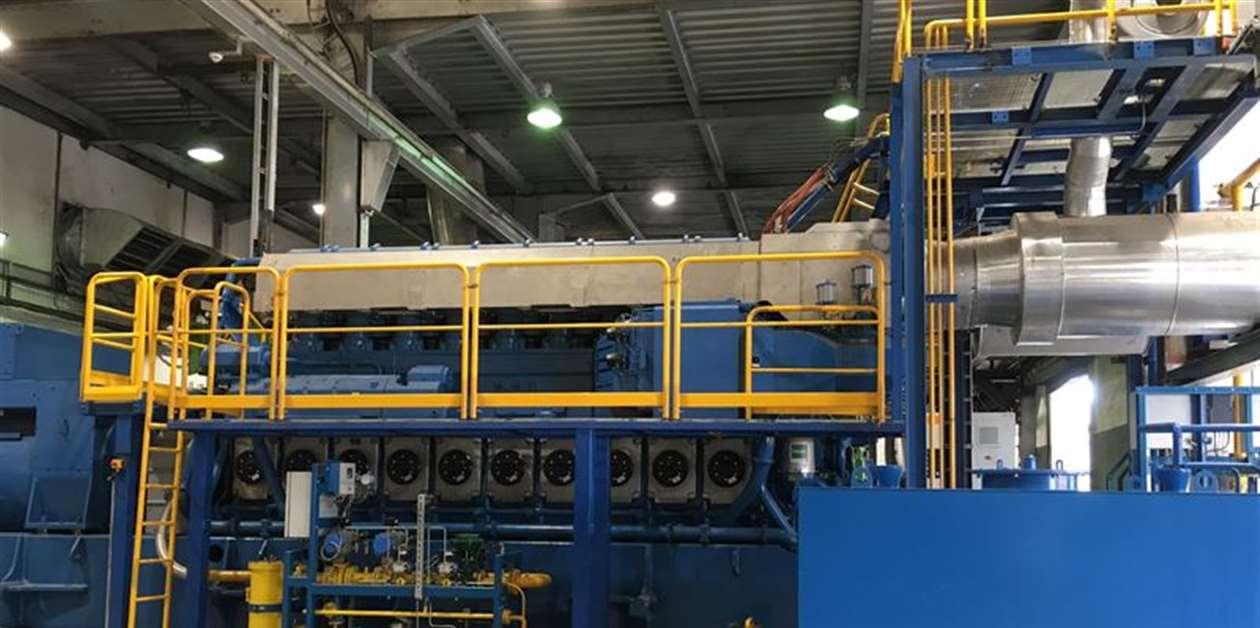 موتورهای وارتسیلا برای یک مشتری در نیجریه