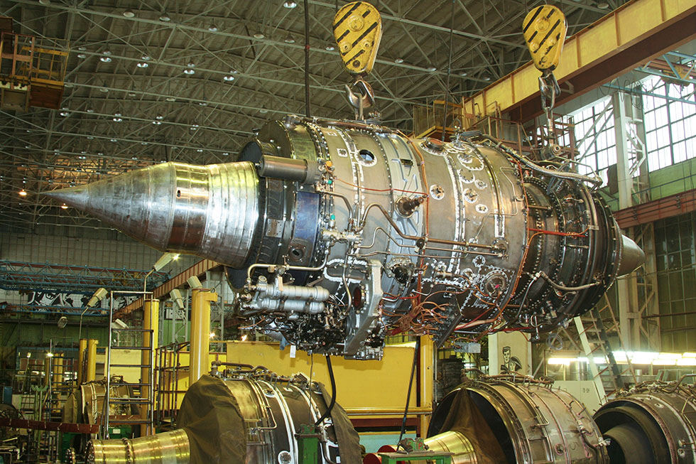اجرای موفق پروژه ارتقا توربین گاز صنعتی در روسیه