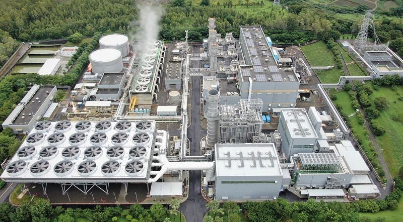 آغاز بهرهبرداری از نیروگاه سیکل ترکیبی جدید تایوان